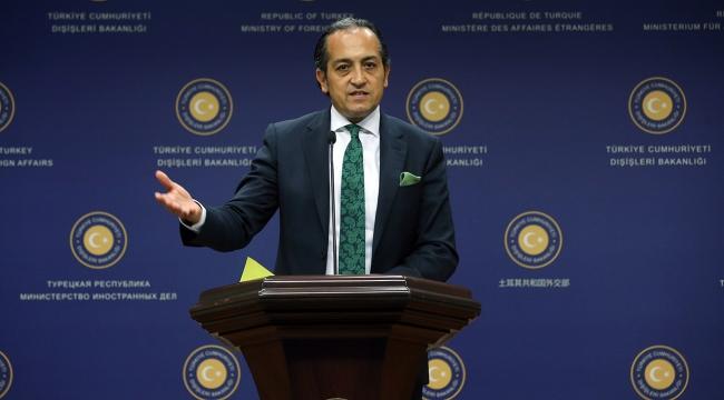 """Türkiyeden Yunanistana """"Kıbrıs Barış Harekatı"""" tepkisi"""