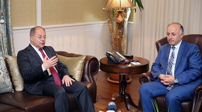 Başbakan Yardımcısı Akdağdan Erzurum ziyareti