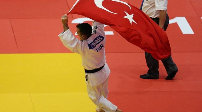 Judoda 2 altın madalya