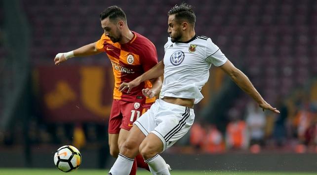 Galatasaraydan Avrupaya erken veda