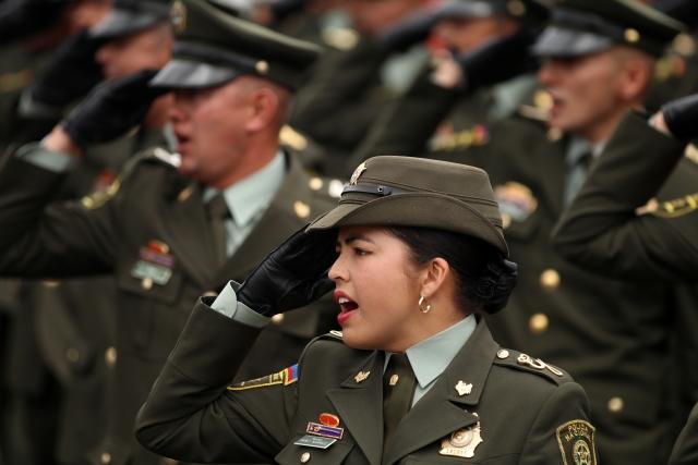 Kolombiya'da 20 Temmuz Bağımsızlık Günü kutlandı