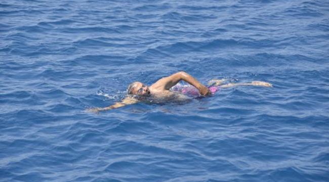Denizde uzun süre yüzmek kalp krizine neden olabilir