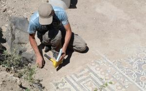 Bizans mozaiğine restorasyon ve konservasyon