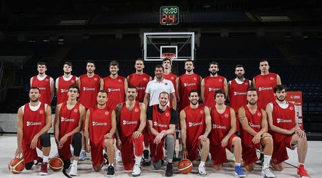 A Milli Erkek Basketbol Takımı İtalya yolcusu