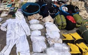 Terör örgütü PKKya ait sığınak imha edildi