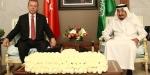 Cumhurbaşkanı Erdoğan, Kral Selman ile bir araya geldi