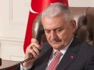 Başbakan Yıldırım şehit ailesine taziyelerini iletti