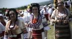 Bulgaristanda geleneksel halk fuarı
