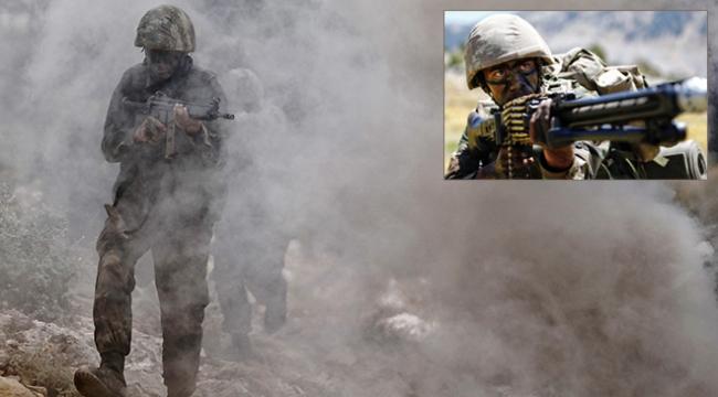 Komandoların nefes kesen zorlu eğitimi