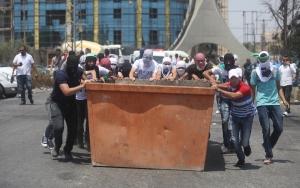 İsrailden Batı Şeriadaki gösterilere müdahale