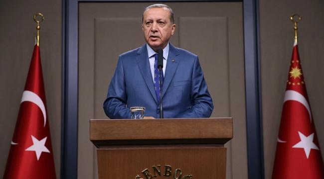 Cumhurbaşkanı Erdoğan Körfez turunu tamamladı