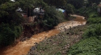 Addis Ababadaki nehirler zehirliyor