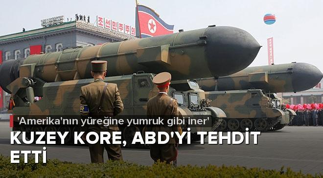 Kuzey Kore, ABDyi tehdit etti