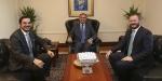 Başbakan Yardımcısı Bozdağ, TRT ve AA Genel Müdürlerini kabul etti