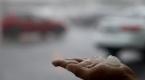 İstanbulda şiddetli yağış etkili oldu