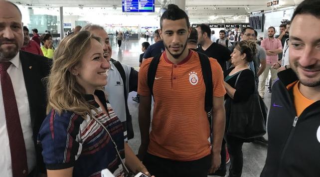 Galatasaray kafilesi Avusturyada