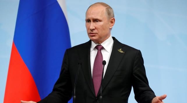 Putin: Rusya ve Türkiyenin çabaları uluslararası istikrar unsuru