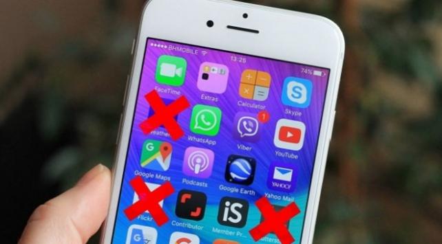 iOS 11, hangi uygulamaları çalıştırmayacak?