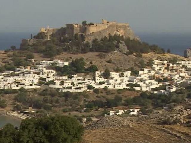 Yunan adalarına seyahat