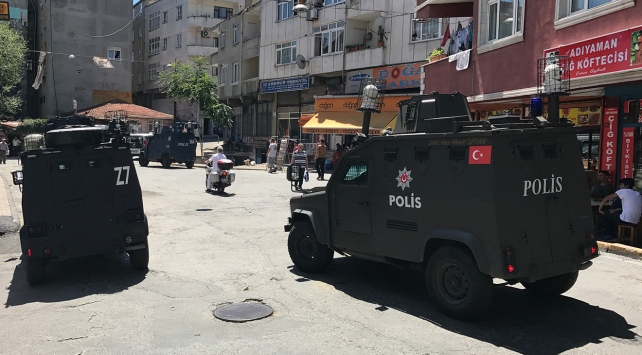 İstanbulda DHKP/C operasyonu