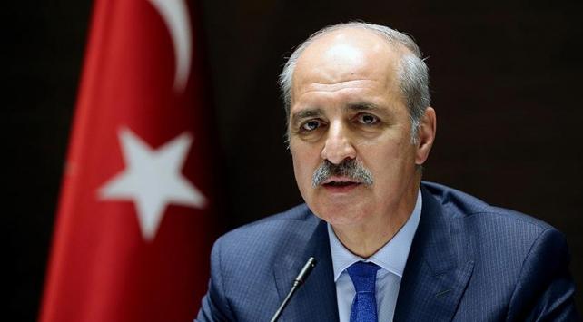 Bakan Kurtulmuştan Ahmet Cemal mesajı