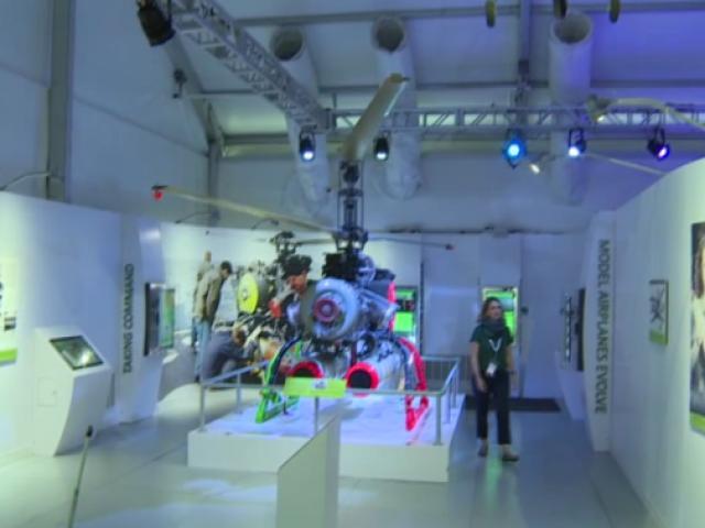 ABDde insansız hava aracı müzesi