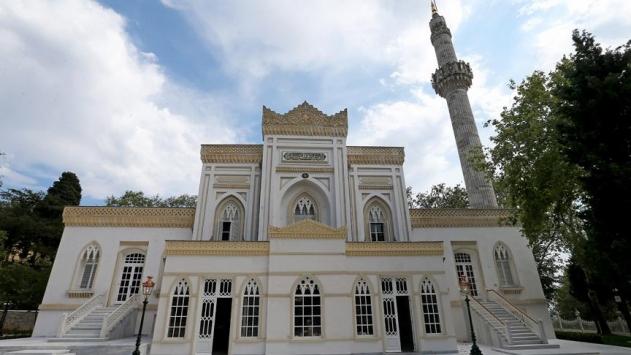 Yıldız Hamidiye Camiini, Cumhurbaşkanı Erdoğan ibadete açacak