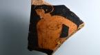 Assosta bin 800 yıllık bronz kalem bulundu