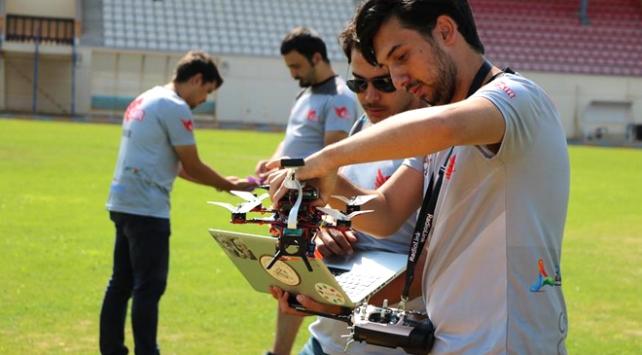 Yerli yazılımla 5 saniyede 100 kilometre hıza ulaşan drone