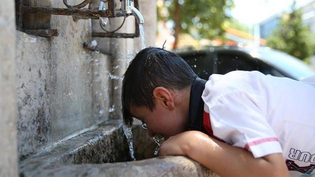 İstanbulda aşırı sıcaklar bu hafta da devam edecek