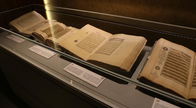 Kuran-ı Kerim Müzesinin ziyaretçi sayısı 2 milyonu aştı