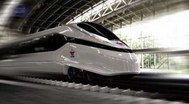 Milli trenin 2019da raylarda olmasını hedefliyoruz