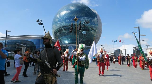 Kazakistanda Türkiye Milli Günü