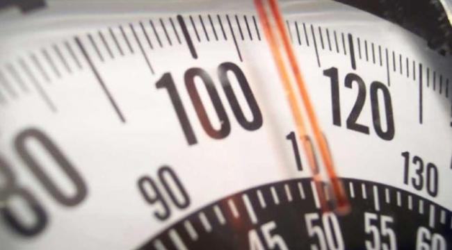 Ölümcül obezlerin diyetle kilo verme ihtimali yüzde 3