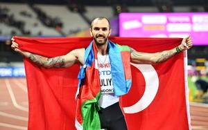 Ramil Guliyevden Türkiyeye altın madalya