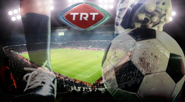 Süper Lig maçlarının özetleri TRT ekranlarında