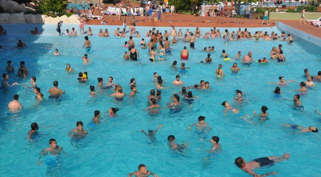 Yüzme havuzları tehlike saçıyor!