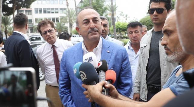 Dışişleri Bakanı Çavuşoğlu: Ziyaretin önerisini biz yaptık