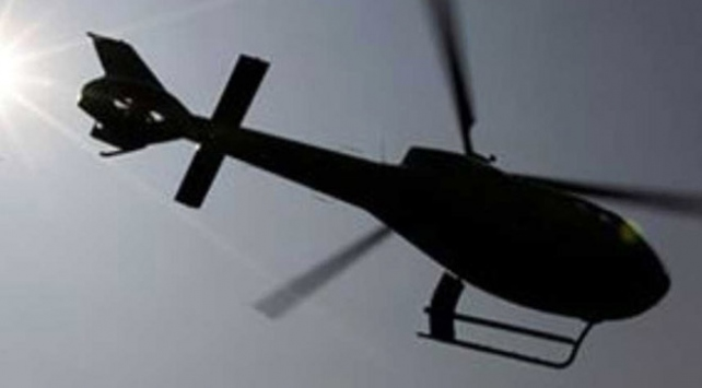 Yemende BAE helikopteri düştü: 4 ölü