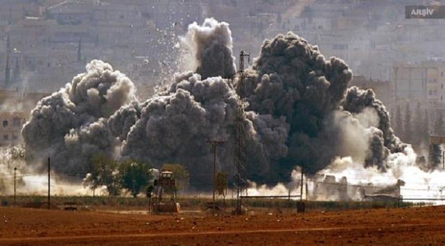 Suriyede muhaliflerin eğitim kampına intihar saldırısı: 25 ölü