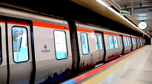 İstanbulda yeni metro hattının çalışmalarına başlandı