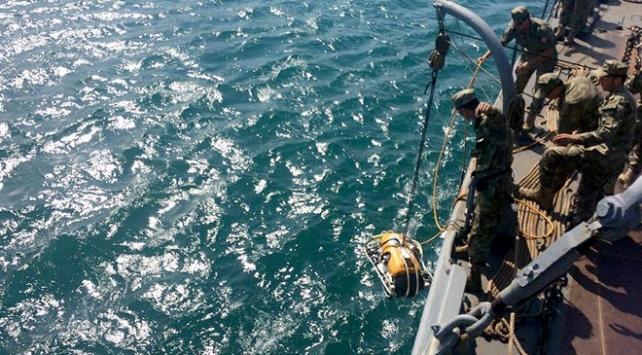 Marmara Denizinde Furkanı arama çalışmaları sürüyor