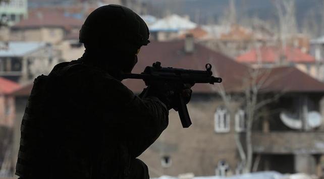 PKKnın sözde grup sorumlusu etkisiz hale getirildi