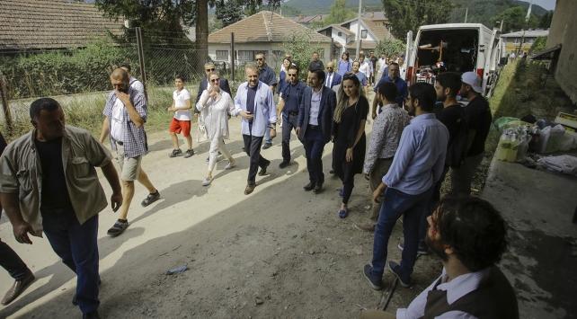 """""""Alija"""" dizisinin Bosna Hersek'teki çekimleri sürüyor"""