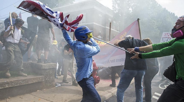 ABDdeki Yahudi ve Müslümanlardan ırkçı gösterilere kınama