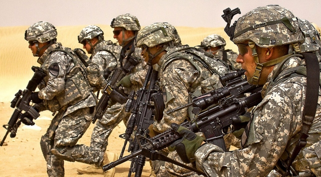 Kuzey Irakta 2 ABD askeri yaşamını yitirdi