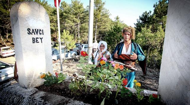 Ertuğrul Gazinin 2. büyük oğlu Saru Batu Savcı Bey anıldı