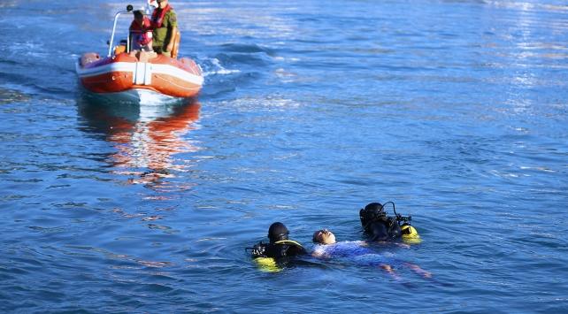 Mavi sulardaki kurtarıcıların zorlu eğitimleri