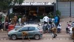 Burkina Fasoda Türk restoranına saldırı