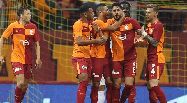 Galatasaray sezona iddialı başladı